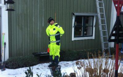 Oljesanering Västervik